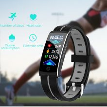 KAIHAI H29 smart watch women ip68 Waterproof bracelet band stopwatch blood pressure monitor Heart Rate Fitness Tracker wristband