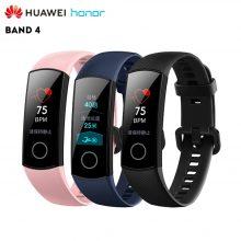 Original HUAWEI Honor Band 4 Smart Bracelet Waterproof IP68 Bluetooth Wristband Heart Rate Monitor Pedometer Sleep Monitor Watch
