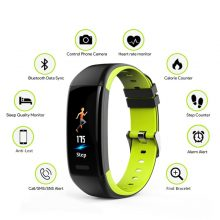 Smart Watch Color Display Smart Bracelet Heart Rate Monitor Fitness Tracker Blood Pressure Band IP67 Waterproof Smartband