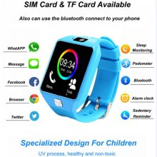 Smart Watch Kids Children Smartwatch GPS Watch Anti Lost SIM Alarm for Android IOS Watch