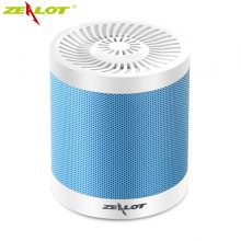 Zealot S5 Bluetooth Speaker activeColumn Portable Mini Speaker Boombox Outdoor Wireless Music Subwoofer support TF,AUX,U disk