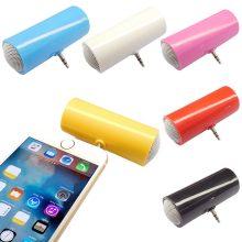 Super Mini Kawaii 3.5mm Jack Stereo Mini Speaker For Cell Phone Portable Music Loudspeaker for iPhone & Tablet