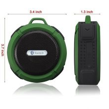 FUWUDIYI Altavoz Bluetooth Speaker Mini Portable Waterproof Wireless Speakers Sound Box with Handsfree TF Card for Mobile Phone