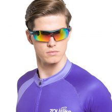 2018 Polarized Cycling Glasses Bike Outdoor Sports Bicycle Sunglasses For Men Women Goggles Eyewear 5 Lens Cycling Glasses MTB