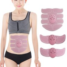 Wireless Muscle Stimulator EMS Stimulation Body Slimming Machine Abdominal Muscle Exerciser Training Device Body Massager