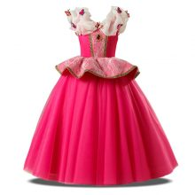 2018 Easter Cinderella Snow White Kids Dresses For Girls Party Princess Dress Carnival Costume Girls Dress Children Clothing