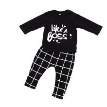 2019 age 0-2 year Baby boy clothes bebe boys clothes set,little Baby Infantil baby clothing infant Boys gentle kid set  C8261