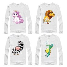 DMDM PIG Children's Clothing Toddler Long Sleeves T-Shirts For Girls Boys Tops Tee T Shirts Kids TShirts Baby Clothes 2 3 Years