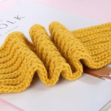 1PC New Fashion Kids Scarf Boys Girls Baby Winter Warm Scarf Women Knitting Wool Shawl Scarf Children Neck Warmer Accessories