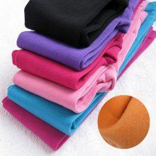 V-TREE autumn Winter Baby Girls Leggings Fleece Warm 10 Colors Leggings For Girl Fashion Kids Pants Girls Clothing 1-10 Year