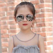 2019 Fashion Alloy Cute Classic Brand Design Vintage 100%UV Protection Oculos De Sol Gafas Baby Boys Kids Children Sunglasses