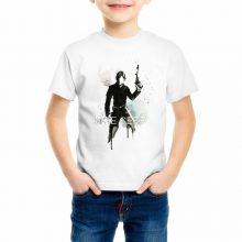 The Flash American big hero superman Children's t shirts 3D cartoon Iron Man/Hulk Giant/Captain America/Spiderman t-shirt C17-39