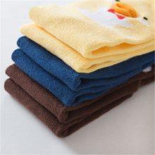 BalleenShiny Baby Sock Cartoon Cute Soft Cotton Girl Boy Duck Penguin Design Children Infant Animal Pattern Anti-slip Long Socks