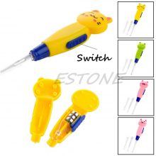 M89CHot! Light LED Dig Flash Light Ear 3x Ear-pick Wax Remover Pick Earpick Clean Ears
