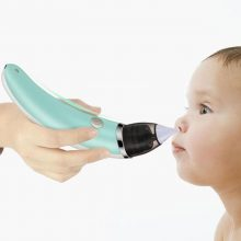 Baby Nasal Aspirator Electric Safe Hygienic Nose Cleaner Oral Snot Sucker Tips And Oral Snot Sucker For Newborns Boy Girls