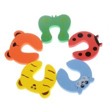 BOHS Baby Safe Door Stop Finger Jammers  Pinch Guards