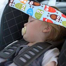 Baby Car Safety Sleeping Head Support Belt Children Kid Fixing Band Car Seat Sleep Nap Positioner Baby Sroller Holder Belt