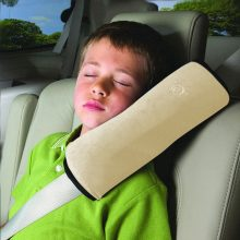 Car Baby Children Safety Strap Car Belts Pillow Protect Shoulder Pad Shoulder Protection Covers Cushion Support Car Interior