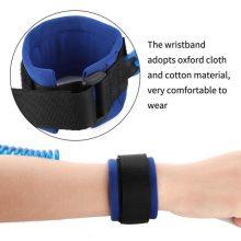 Adjustable Kids Safety Harness Child Wrist Leash Anti-lost Link Children Belt Walking Assistant Baby Walker Wristband 1.5M