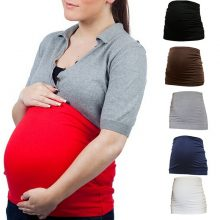 Pregnant Woman Maternity Belt Pregnancy Support Belly Bands Supports Corset Prenatal Care Shapewear SA989446