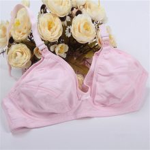 High Quality Cotton Women Breastfeeding Wire Free Bra Maternity Nursing Bras Vest Pregnant Feeding Clothing j2