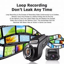 T691C 4K 2160P/1080P FHD Car DVR Camera Recorder 170 Degree Novatek 96663 WiFi Camera Car GPS G-Sensor Night Vision Dash Cam