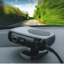 12V 150W Car Heater Heating Demister Defroster 2 In 1 Defrost Fog Auto Temperature Control Device Portable Heater