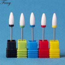 Milling Cutter For Manicure Nail Drill Bits Pedicure Milling Cutter For Nail Drill For Nail Art Ceramic Mill Manicure Cutters