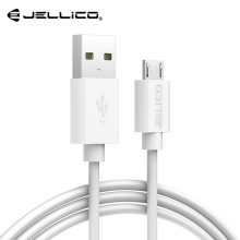 Jellico Micro USB Cable 2A Fast Charge USB Data Cable for Samsung Xiaomi Tablet Android USB Charging Cord Microusb Charger Cable