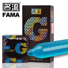 40 pcs Condoms Ice Fire Feeling G-spot Coarse Particles Condom Sex Toys For Men Penis Sleeve Safe Contraception Sex Products