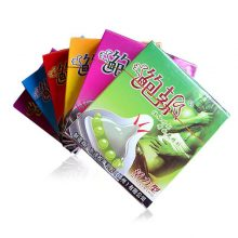 6PCS/lot  Adult Sex Products High Sensation Class Female G-spot Vaginal Stimulation Condoms Multi Kind Sophora Viciifolia Set