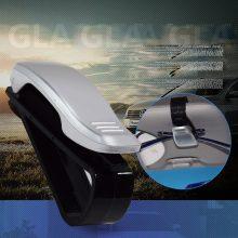 2018 Hot Sale Auto Fastener Cip Auto Accessories ABS Car Vehicle Sun Visor Sunglasses Eyeglasses Glasses Holder Ticket Clip USPS