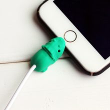 Best Price Cable bite Cute Animal cable protector for iphone usb cable organizer chompers charger wire holder for iphone cable