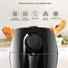 MS289 Multi-Functional small electric smart kitchen air fryer oven oil free 1200W for home use or commercial use