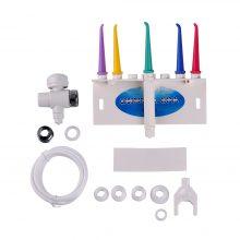 Vaclav Faucet Water Flosser Oral Dental Irrigator Dental Flosser Floss Water Jet Floss Pick Oral Irrigation Water Dental Pick