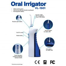 Vaclav Water Flosser Dental Floss Water Floss Oral Irrigador Dental Irrigator Water Dental Pick Water Irrigation Dental Pic Jet