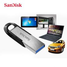SanDisk CZ73 USB Flash Drive 128GB 64GB 32GB USB 3.0 Metal Encryption Pen Drive 16GB Memory Stick Storage Device U Disk