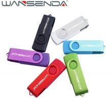 Wansenda-D300 Rotation 3.0 Usb flash drive 128gb 64gb 32gb 16gb 8gb 4gb fast speed Pen Drive usb3.0 usb stick memory flash drive
