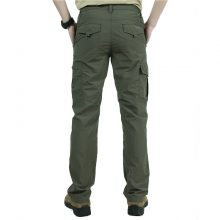 Breathable lightweight Waterproof Quick Dry Casual Pants Men Summer Army Military Style Trousers Men's Tactical Cargo Pants Male
