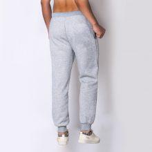 Thick Fleece Jogger Mens Pants Male Winter Warm Velvet Sweatpants Tracksuit Joggers Winter Pocket Solid Color Men Long Trousers