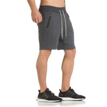 2018 Summer New Fashion Men Sporting Shorts Trousers Cotton Bodybuilding Sweatpants Fitness Short Jogger Casual Gyms Men Shorts