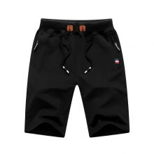 BSETHLRA 2018 Solid Men's Shorts 4XL Summer Mens Beach Shorts Cotton Quality Elastic Casual Male Shorts homme Brand Clothing