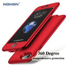 Nohon Battery Charger Cases For Apple iPhone 6s 6 4.7″ 2500mAh Power Bank Pack External Backup Ultra Slim Portable Bateria Cover