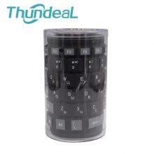 103keys Russian Keyboard Letters Silicon Teclado Layout USB Interface Russian Keyboard Flexible Teclado PC Desktop Laptop Wired