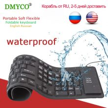 Portable USB mini Keyboard Flexible Water Resistant Soft Silicone Mini Keyboard for Tablet Computer PC TV tablet gaming keyboard
