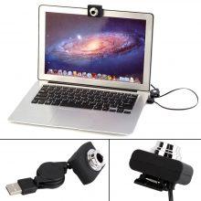 USB 30M Mega Pixel Webcam Digital Video Camera Web Cam For PC Laptop Notebook Computer Clip-on Camera USB Gadget