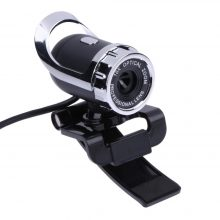 WEB Webcam USB High Definition Camera Web Cam 360 Degree MIC Clip-on for Skype Computer PC Laptop Camera