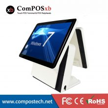 "Free Shipping 15"" Touch Screen All in One POS System/Cash Register/Cashier POS Machine for restaurant"