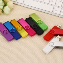High Speed 2 in 1 OTG USB Flash Drive 128gb 64gb 32gb Pen Drive 16gb 8gb 4gb Pendrive Micro USB Stick for Android Mobiles &PC