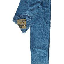 2018 Women's New Stylish Lady Solid Blue Denim Fake Kean Like Faux Jean Leggings Stretchy Leg Pants Drop Shipping Clearance